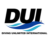 Diving Unlimited International Logo